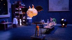 Ad of the Day: Oreo Is Creating Adorable Halloween 'Nomsters' in a Tim Burton-ish Lab | Adweek