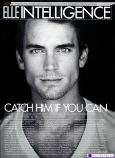 Do you really need any other reason to watch White Collar...?