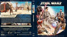 Star Wars Episode VII - The Force Awakens Blu-ray Custom Cover