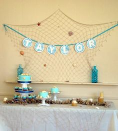 "Photo 1 of 14: Beach/Under the sea/Summer birthday / Birthday ""Taylor's 10th Birthday By the Seashore"" 