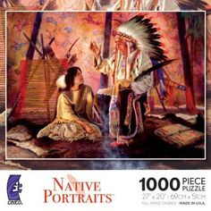 Native Portraits™ Legends of the Past