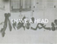 VITTORIO CORSINI,  I HAVE A HEAD,  a cura di Viana Conti,  Artra,  Palazzo Ducale - Genova,  5/11/2004 - 6/12/2004
