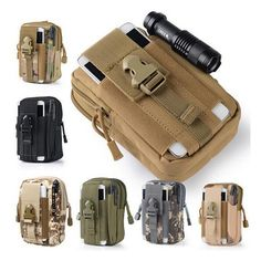 New+Arrival+Tactical+Molle+Pouch+Belt+Waist+Pack+Bag+Small+Pocket+Military+Waist+Fanny+Pack+Phone+Pocket+for+Samsung+for+iphone        Material:+600D+nylon  Size:+12cm*17.5cm*6cm  11+Color:+Black,Army+Green,Sansha,ACU    Packaged+included:  1+x+molle+bag