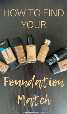 Foundation tips and tricks. Foundation makeup tips. Foundation shade matching tips. How to find your foundation shade. Find my foundation match. Foundation tips for beginners. Foundation Routine, Makeup Tips Foundation, Foundation Application, Flawless Foundation, Beauty Makeup Tips, Eye Makeup, Drugstore Makeup, Makeup Hacks, Beauty Hacks