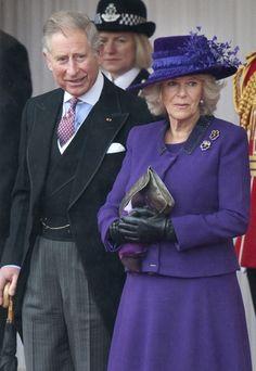 Camilla, Duchess of Cornwall, 2010
