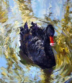 Яндекс.Фотки Bird Drawings, Animal Paintings, Pet Birds, Painting & Drawing, Abstract, Swans, Yandex Disk, Ducks, Modern