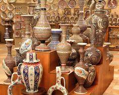 Sultan's Pottery, Turkey