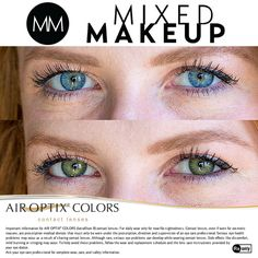 7e9f186ebd Add an extra spring to your step with a new color – a new eye color