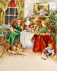 Family Christmas.