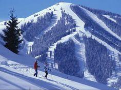 Love skiing!