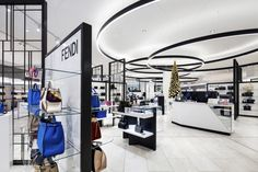 David Jones flagship store by Dalziel