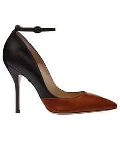 June Objects of Desire: Ankle-strap pumps hit the right notes
