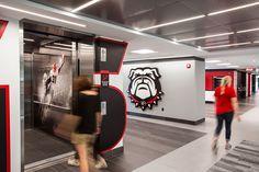 University of Georgia – Stadium SkyClub Suites