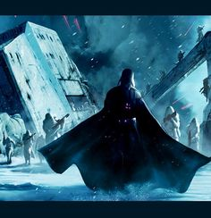Vader leads the charge on Echo Base