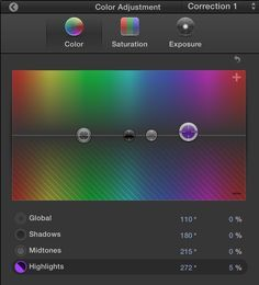 Final Cut Pro X: Color Correction Basics—Step-by-step tutorial by Apple-certified trainer, Iain Anderson; Details.