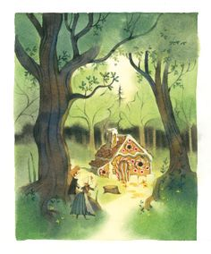 Fairy Tales for Bedtime - illustrated by Nathalie Ragondet