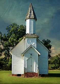 North Carolina chapel.  http://firsthemet.org  #baptistchurch #baptistchurchhemet