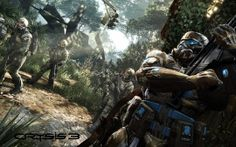 WALLPAPERS HD: Crysis 3 Hunter Edition