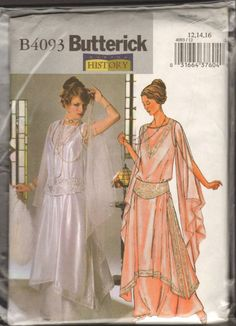 Lot #6 of 5 Great Costume Patterns FF 13.09+6.45 8/24/14 new