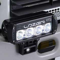 Lazerlamps Set Defender 90, Land Rover Defender, Land Rover Discovery 5, Land Rover Camping, Jimny Suzuki, Performance Wheels, Led Technology, Wheels And Tires, Bar Lighting