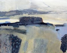 Malcolm Ashman. Title: Dark Copse Medium: oil on canvas Size: 60 x 76 cm