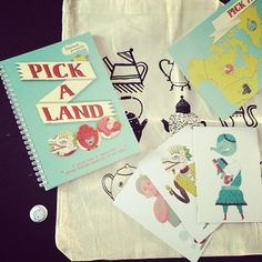 #BOOKS #ILLUSTRATION #DIY #GAMES - All The Rewards!!! We love it, we hope you do too! PICK A LAND by TEIERA. We are Teiera, a self-publishing label formed by Cristina Spanò, Giulia Sagramola and Sarah Mazzetti. We would like to release Pick-a-land, a stackable book created with the aim to make children and adults play with the illustrations and with the book as an object.   +INFO: www.teiera.net  verkami CAMPAIGN www.verkami.com/projects/2104
