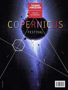 Okładka katalogu festiwalowego Copernicus Festival