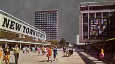 New Town Utopia Film Dissects History of Britain's Brutalist Towns