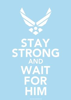 air force love but can be encouraging to the single people