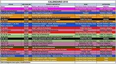 Calendario de eventos 2018. #calendar #2018 #ice #inline #hockey #argentina http://ift.tt/2EgFRiQ - facebook.com/rlwonderland