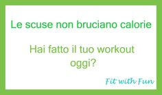 Quote of day - Fitness and personal motivation - frasi motivazionali