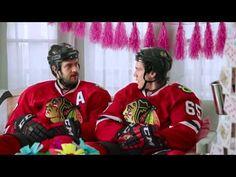 "Chicago Blackhawks ""Birthday Party"" | BMO Harris Bank - YouTube"