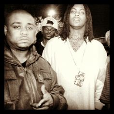 Co Still with Waka Flocka