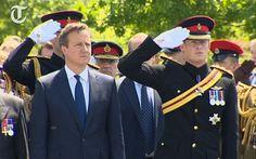 Prince Harry hails Britain's Afghan war dead at memorial dedication