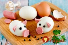 Creative Food Design Ideas Inspired by the Year of the Pig, Cute Edible Decorations Kimchi, Homemade Sausage Rolls, Sausage Appetizers, Honolulu Hawaii, Homemade Ranch Dressing, Cuban Recipes, Year Of The Pig, Fancy Desserts, Incredible Edibles