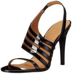 ccaee282890 Flip flops. See more. Calvin Klein Women's Mirian Dress Sandal, Deep Coral,  8 M US -- To
