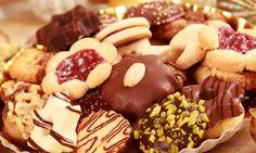 Výborné vánoční cukroví - nejlepší recepty a fotky Christmas Candy, Christmas Cookies, Christmas Recipes, Czech Recipes, Galletas Cookies, Sweet Tooth, Cereal, Sweets, Vegetables