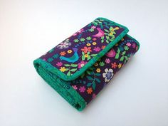 Accordion wallet. MOM will you make this for me