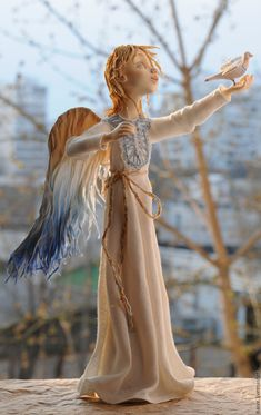 Angel S, Art Dolls, Fine Art, Crafts, Character, Vintage, Clay Ideas, Etchings, Gold Rings