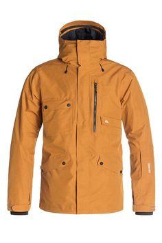bb20640d88 2016 Quicksilver Northwood 2L GORETEX Insulated Snowboard Jacket
