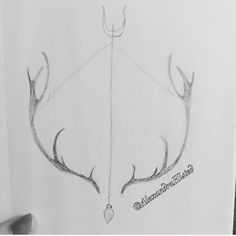 Mix of the bow and the stag Tatouage Artemis, Artemis Tattoo, Hannibal Tattoo, Artemis Goddess, Stag Tattoo, Goddess Tattoo, Deer Art, Symbolic Tattoos, Body Mods