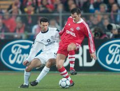 CL 00/01, FC BAYERN MUENCHEN – MANCHESTER UNITED 2:1