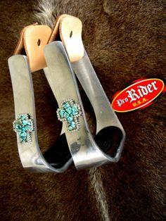 Western Aluminum Western Horse Barrel Racingsaddle Stirrups Stirrup Tack BRC3 | eBay