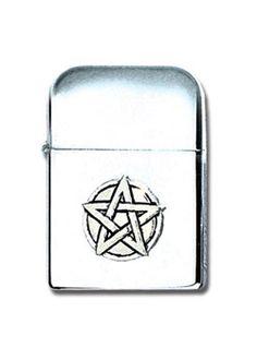 Pentagram Lighter - Gothic accessories