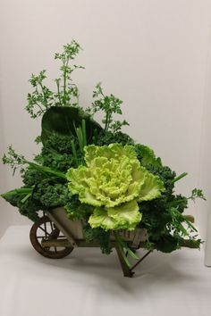 Design Using Vegetables by Mary Lee Minor. 2015 OAGC Convention.