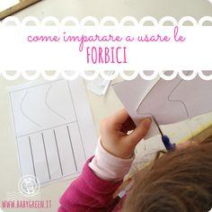 Una delle numerose regole della nostra scuola materna è che i bambini di 4 anni non possono ancora usare le forbici. Secondo la maestra si tratta di un'attività riservata ai 5 anni, così come tante altre: imparare le lettere e i numeri, leggere le prime sillabe, scrivere le prime parole. Ma ogni bambino ha il …