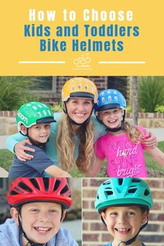 How do you find a bike helmet that's the perfect fit for your child? Don't worry, it's easy with our simple guide to Kids Bike Helmet Sizes! Toddler Bike Helmet, Kids Bike, Bicycle Safety, Kids Helmets, Garage Bike, Bike Equipment, Head Injury, Bike Storage