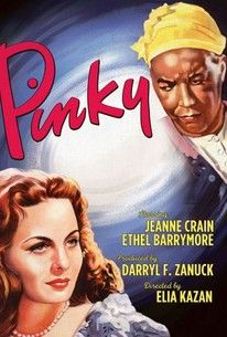"Elia Kazan directed this, one of Hollywood's early attacks on racism, starring Jeanne Crain as Patricia ""Pinky"" Johnson. Patricia is a light-skinned black woman who is studying nursing at a New England medical institute. A white doctor, Thomas Adams (William Lundigan), has fallen in love with Patricia and wants to marry her. She goes back home to her grandmother for advice."