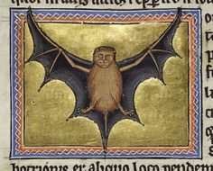 """High-resolution images reveal a lavishly illustrated medieval book, the """"Aberdeen Bestiary,"""" was likely used as a teaching tool and seized by King Henry VIII in the Medieval Books, Medieval Manuscript, Medieval Art, Illuminated Manuscript, Art And Illustration, Illustrations, Medieval Drawings, Besta, Book Of Hours"""