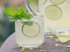 Calabrian Mojito recipe from Giada De Laurentiis via Food Network
